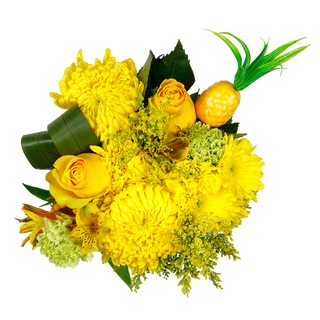 Pineapple Mixed Bouquet