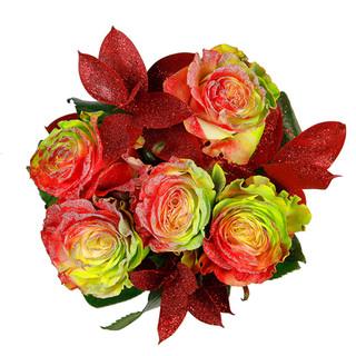 Apple Rose Bunch Enhanced