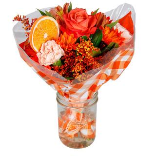 Apricot Arrangement Enhanced