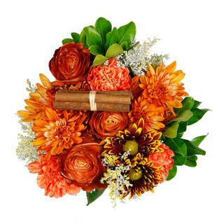 Cinnamon Mixed Bouquet Enhanced