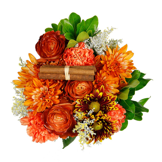 Cinnamon Enhanced Mixed Bouquet