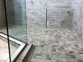 Tips On Building A Low Maintenance Tile Shower