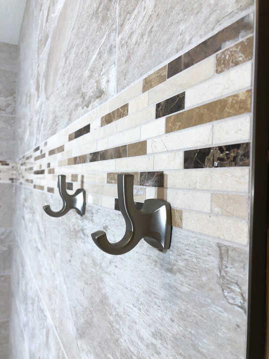 Details Matter In Every Custom Bathroom Remodel.