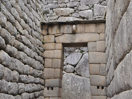 The Finest Masonry Work In History
