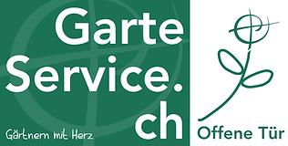 Gartenservice Symbol Schriftzug.png