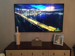 4K UHD TV Installation