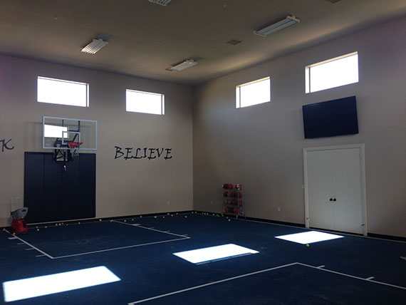 Gym Room Media