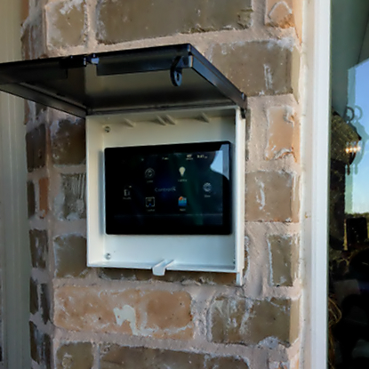 Control4 Panel Outdoors