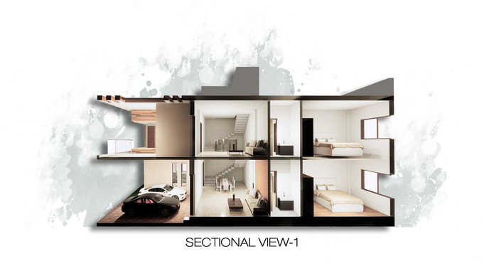 SECTIONAL VIEW-1