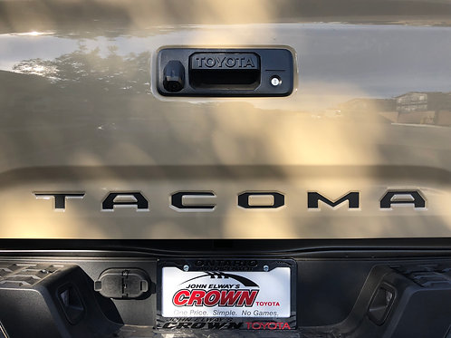 Tacoma Tailgate Decal