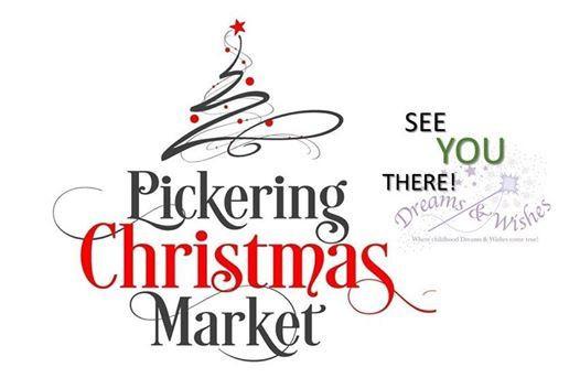 2019 11 Nov 29 30 Pickering Christmas Ma