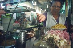 Ceviche y Pasta