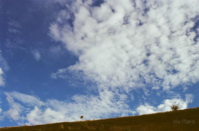 Tilted Sky