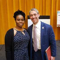 Mayor Ron Nirenberg of SATX and LeDale.j