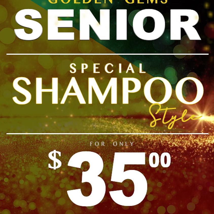 SENIOR - Special Shampoo Style