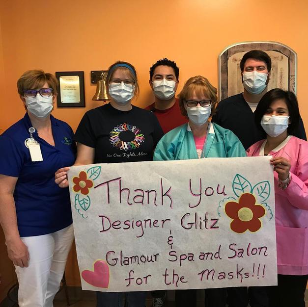 Covid Relief - Mask Donation