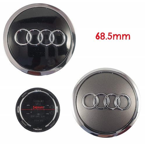 Emblema Audi Llantas 68.5mm