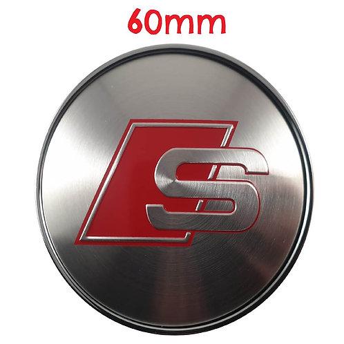 Logo - Emblema S Line Llantas 60mm
