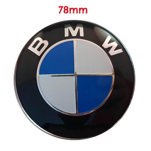 Logo - Emblema BMW Capó 78 mm