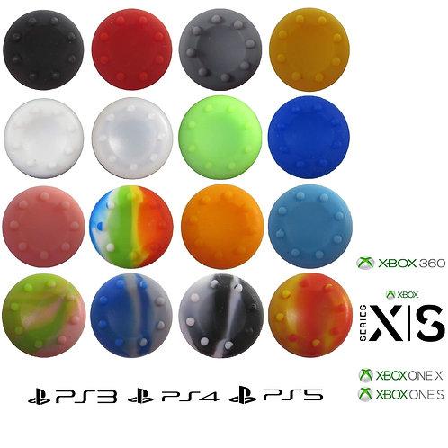 Fundas para stick universales Xbox 360/Xbox One/Xbox Series/PS3/PS4/PS5 I