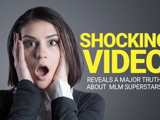 Shocking Video Reveals Major Truth About MLM Superstars...