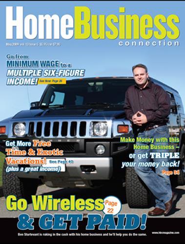 HBC Magazine Cover