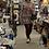 Thumbnail: Burgundy leggings with lattice on sides