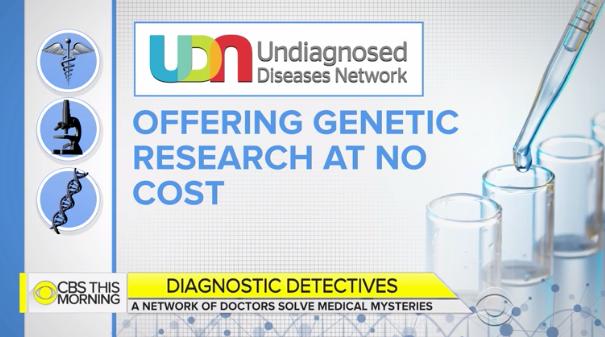 NIH Undiagnosed Diseases Network