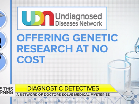 How We Got Here: The Undiagnosed Diseases Program