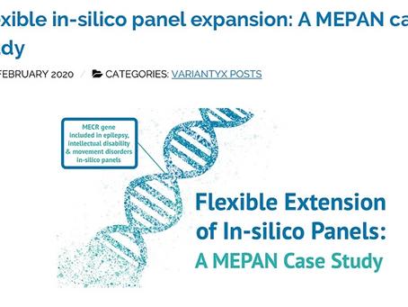 More Awareness for MEPAN in Genetic Testing Labs