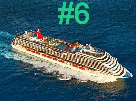 #6 Eastern Caribbean Exotic  - Norfolk VA October 15-23, 2022 (8 nights)