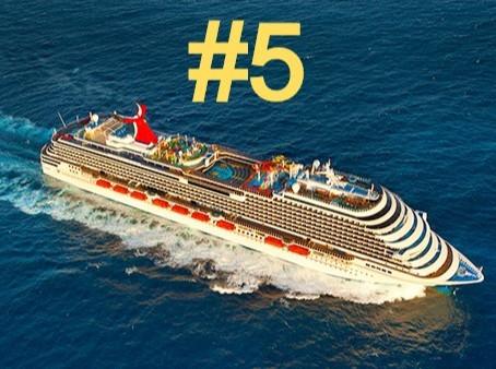 #5 Bermuda Cruise- October 17-23, 2021 (6 nights)