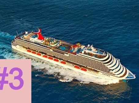 #3 Nassau Cruise- Norfolk VA June 4-10, 2022 (6 nights)