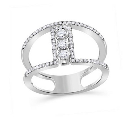 0.40 CTW Diamond Fashion Ring