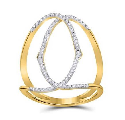 0.35 CTW Diamond Fashion Ring