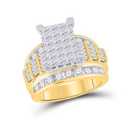 4.00 CTW Diamond Ring