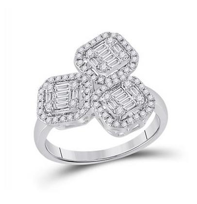 0.65 CTW Diamond Fashion Ring