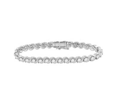 5.00 CTW Diamond Bracelet