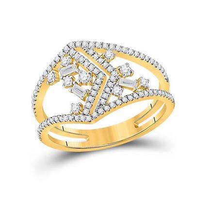 0.35 CTW Diamond Fashion Ring