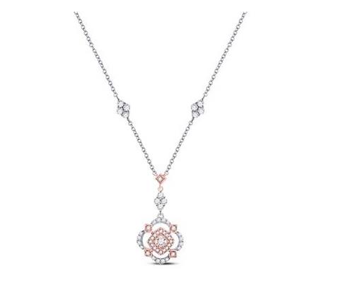 0.50 CTW Diamond Necklace