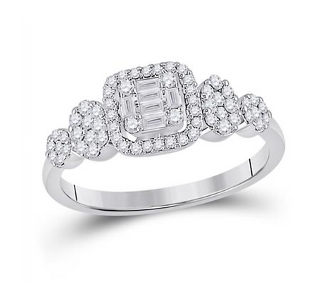 0.50 CTW Diamond Ring