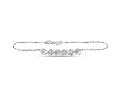 1.00 CTW Diamond Bracelet