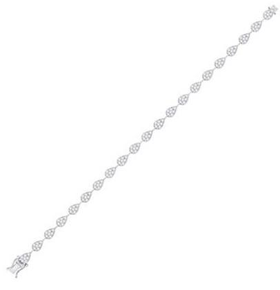3.25 CTW Diamond Bracelet