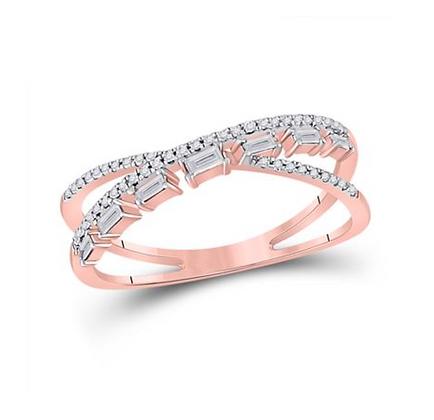 0.25 CTW Diamond Fashion Ring