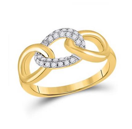 0.20 CTW Diamond Fashion Ring