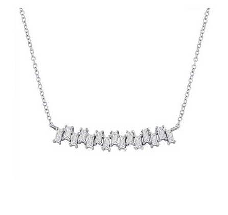 0.65 CTW Diamond Necklace