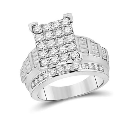 2.00 CTW Diamond Ring
