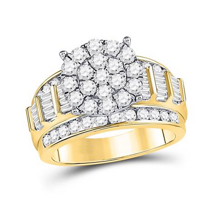 2.00 CTW Diamond Ring