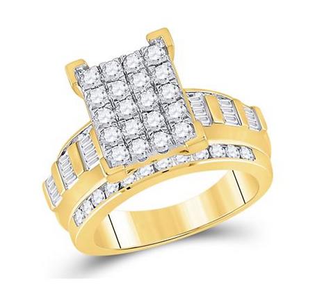 1.50 CTW Diamond Ring