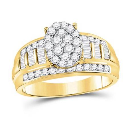 1.00 CTW Diamond Ring